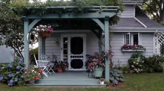 Deck Window Boxes - jeannie s cottage pergola back window box contest