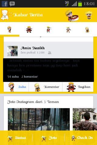 download tema line android naruto facebook mod tema naruto untuk android wafasoftware12