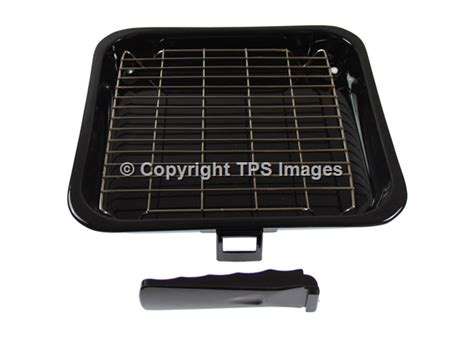 Rack And Grill by Medium Grill Pan With A Grill Rack And Grill Pan Handle
