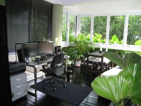 cool workspaces cool home workspace setups