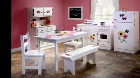 play kitchen from furniture amish handmade kitchen play set furniture