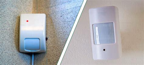 burglar alarms which