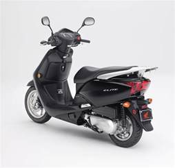 honda elite 110 motor scooter guide
