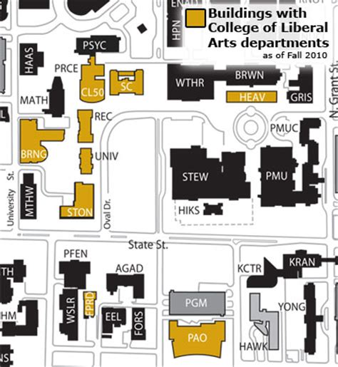 developing faculty in liberal arts colleges aligning individual needs and organizational goals the american cus books cus map college of liberal arts purdue