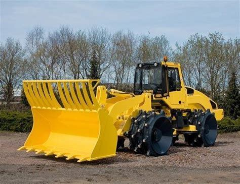 compactor wow com bomag sanitary landfill compactor fast moving soil