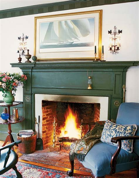 how to clean your fireplace house house