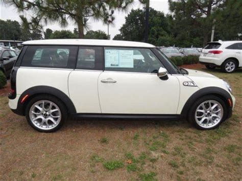 security system 2011 mini cooper clubman regenerative braking sell used 2011 mini cooper s clubman in 1010 old us hwy 1 southern pines north carolina