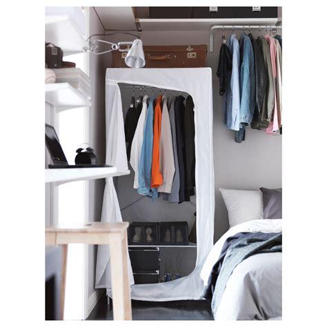 fabric wardrobes ikea breim wardrobe white 80x55x180 cm ikea