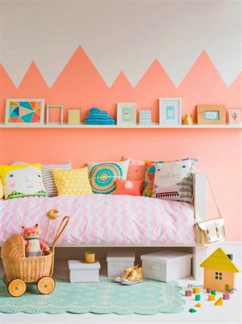 id馥 d馗o peinture chambre 10 id 233 es peintures pour chambre d enfant habitatpresto