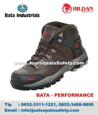 Sepatu Boots Bata jual sepatu safety bata performace kulit asli