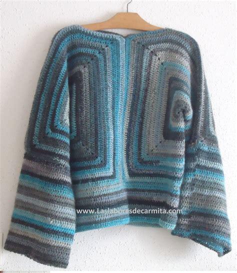 jersey poncho pattern jersey chaqueta crochet paso a paso crochet crochet