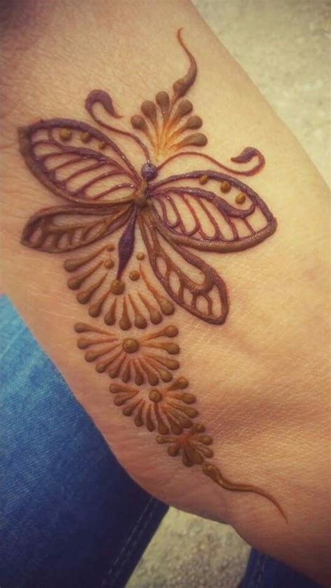 1000 ideas about henna butterfly on pinterest butterfly