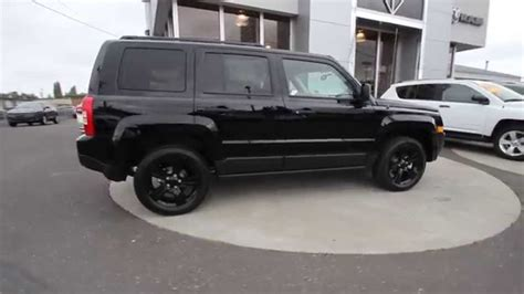 all black jeep patriot 2015 jeep patriot sport black fd366039 mt vernon