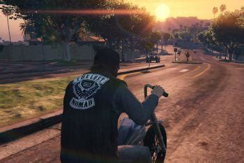 lost mc nomad patch for michael gta5 mods.com