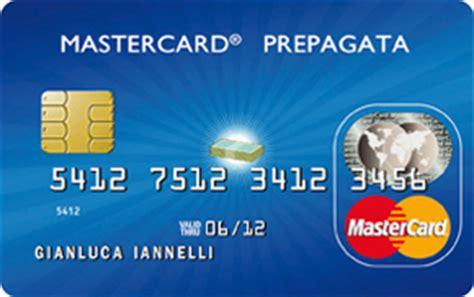 ubi carta prepagata gli acquisti con una carta di credito prepagata mondo
