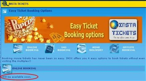 film online booking how to buy movie tickets using a mobile phone 171 talk of