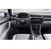 Volkswagen Tiguan GTE Active Concept 2016  Interior
