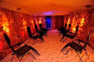 himalayan salt room at toowoomba brisbane region queensland