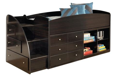 75 Best Gabe S Room Images On Pinterest Kids Rooms Bed Canwood Whistler Storage Loft Bed With Desk Bundle White