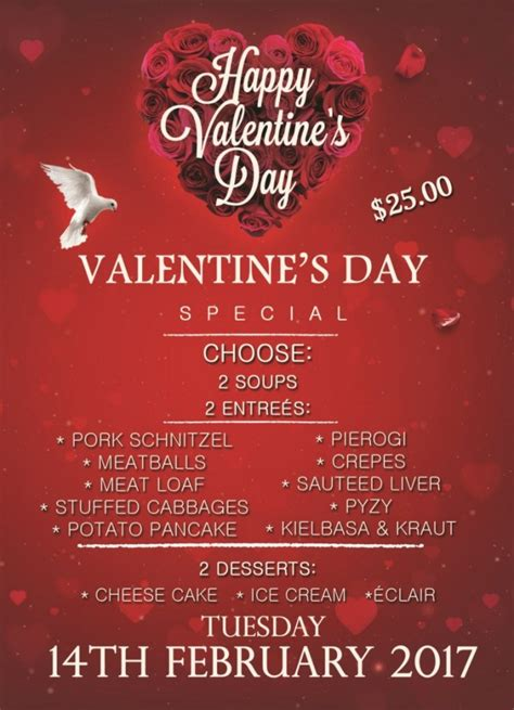 s day restaurant valentine s day special at wawel royal castle