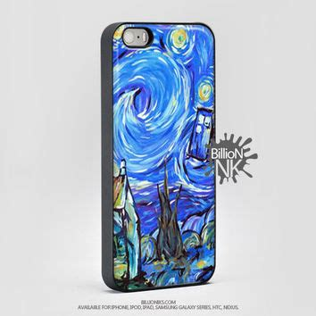 In Tardis Dr Who Casing Iphone Ipod Htc Xperia Samsung 1 dr who tardis gogh phone for from billionink