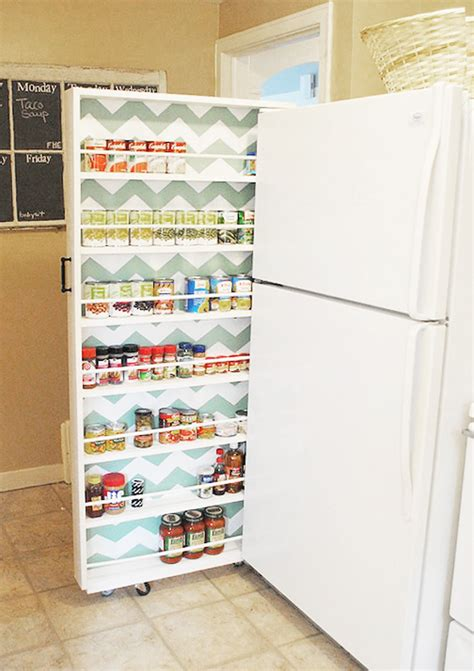 Kitchen Food Storage Ideas by 17 Canned Food Storage Ideas To Organize Your Pantry