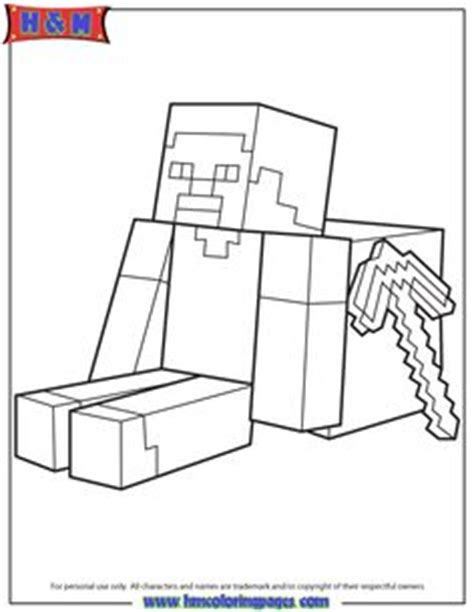 minecraft coloring pages jockey skeleton jockey pdf printable coloring page minecraft