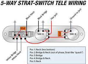 need help with a 5 way standard switch tele mod telecaster guitar forum
