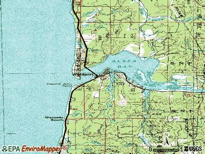 tidewater oregon map waldport oregon or 97394 profile population maps