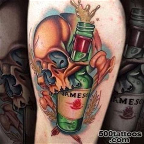 drinking before tattoo designs ideas meanings images