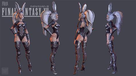 fran final fantasy 12 dan pingston fran final fantasy 12 fan art