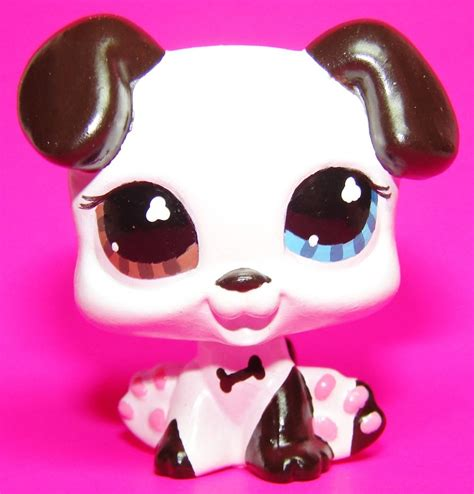 lps puppy great dane tom from lps popular 577 inspired puppy lps custom ooak lps