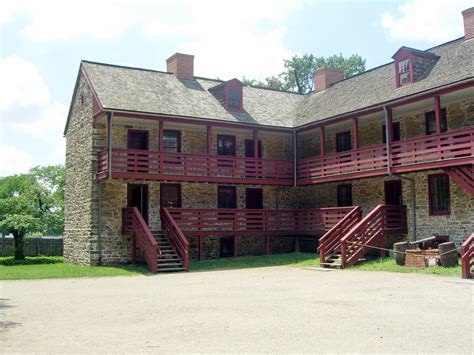 Old Barracks Museum Trenton Tripomatic
