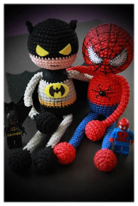 crochet spiderman pattern free amigurumi spiderman crochet pattern amigurumi today
