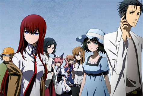 anime gate steins gate anime review nefarious reviews