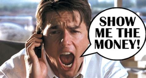 Show Me The Money Meme - what makes a great sales candidate