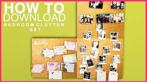 sims 4 cc clutter the sims 4 how to download install my cc youtube