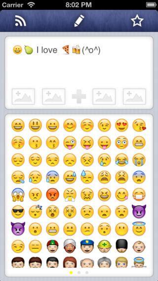 Cool Symbols For Facebook Ios