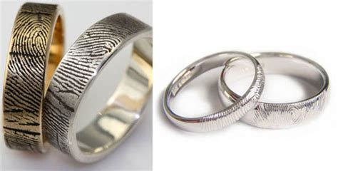 Binary Wedding Band Because Geeks Get Married by 15 Most Unique Engravings On Wedding Rings