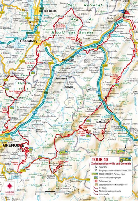 Motorradtouren Grenoble by Tf Alpentour 40 Zwischen Albertville Und Grenoble