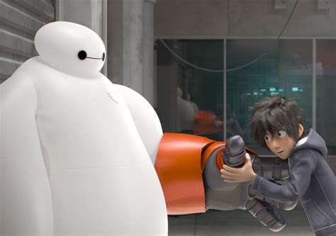 film of robot boy hiro versus hero quot big hero 6 quot and the trouble with