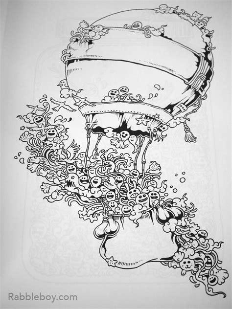 leer libro e doodle invasion zifflins coloring book volume 1 en linea p1100194 doodle invasion a crazy coloring book by kerby rosanes colorear arte
