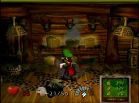Luigi S Mansion A 4 Dining Room Safari Room The Luigi S Mansion Wiki Ghosts Treasures