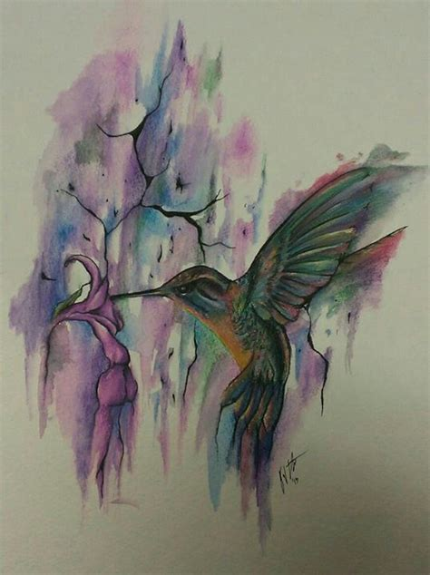 hibiscus hummingbird tattoo designs hummingbird and purple hibiscus flower pushing