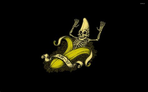 funny banana wallpaper hd banana skeleton wallpaper funny wallpapers 21037