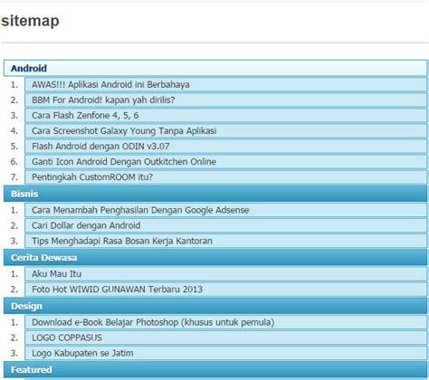 membuat form html rapi cara membuat sitemap keren dan rapi