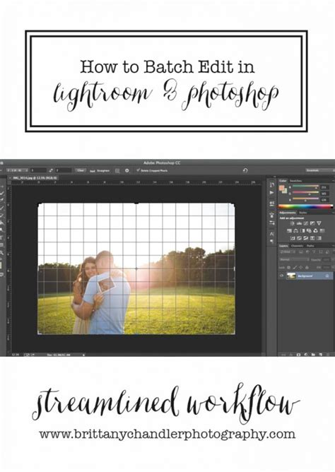 tutorial edit foto di lightroom tutorial how to batch edit photos in lightroom and