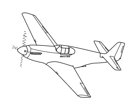P 51 Mustang Coloring Pages p 51 mustang coloring pages coloring pages
