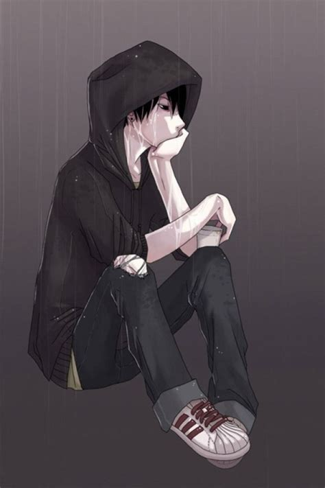 Its Raining Make Me A Supermodels Boys by Anime With Hoodie Wallpapers
