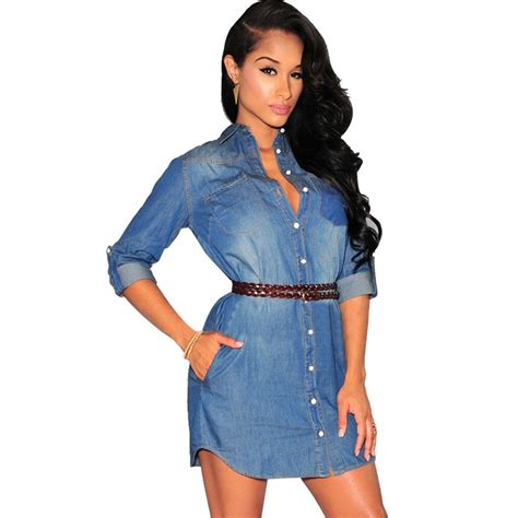 43048 Blue The Leisure Dress 1 blue jean dresses for reviews shopping blue